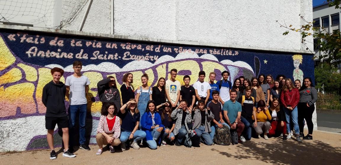 TES3 - Lycée Saint-Exupéry