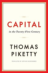 Thomas Piketty, un phénomène de l'édition