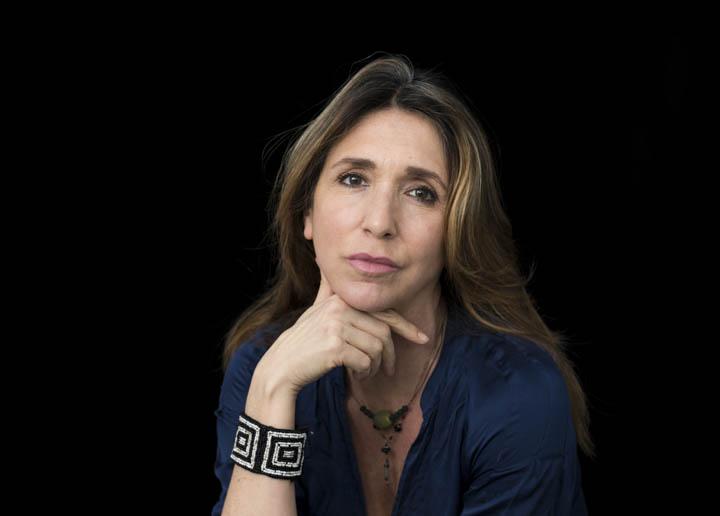 Glorial Origgi, la philosophe des passions et des émotions ©Hannah Assouline