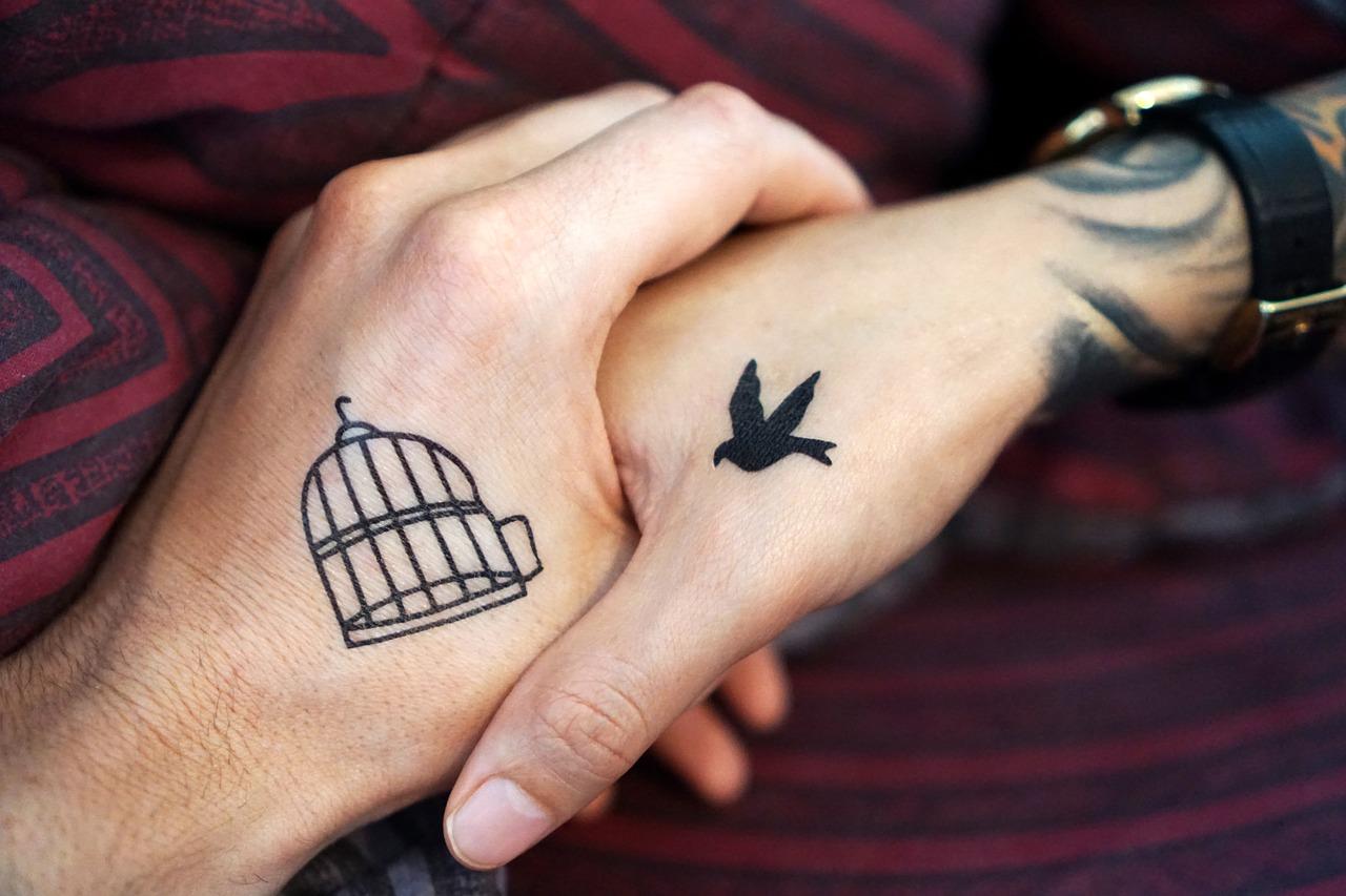 Le tatouage est une liberté