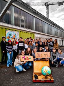 Critique :  Travelling, C. Garcin - Seconde 5 - Lycée Jean-Puy, Roanne