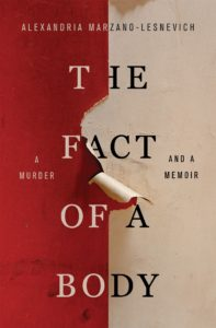 Critique du roman : The Fact of a Body